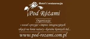 """Hotel i Restauracja """"Pod Różami"""""""