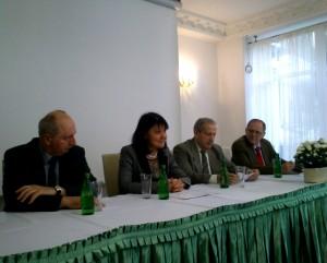 Spotkanie z Minister K.Kacperczyk