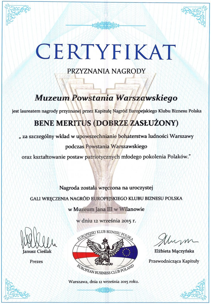 Certyfikaty Nagród EKB Polska 2015 006