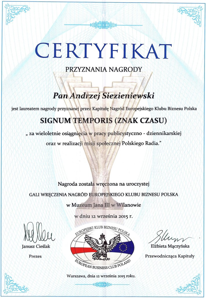 Certyfikaty Nagród EKB Polska 2015 011