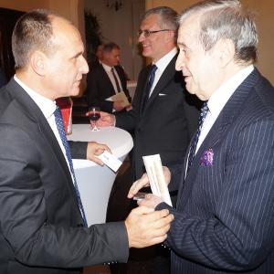 Rozwój przedsiębiorczości tematem rozmowy Prezesa EKB Polska z Posłem Pawłem Kukizem.