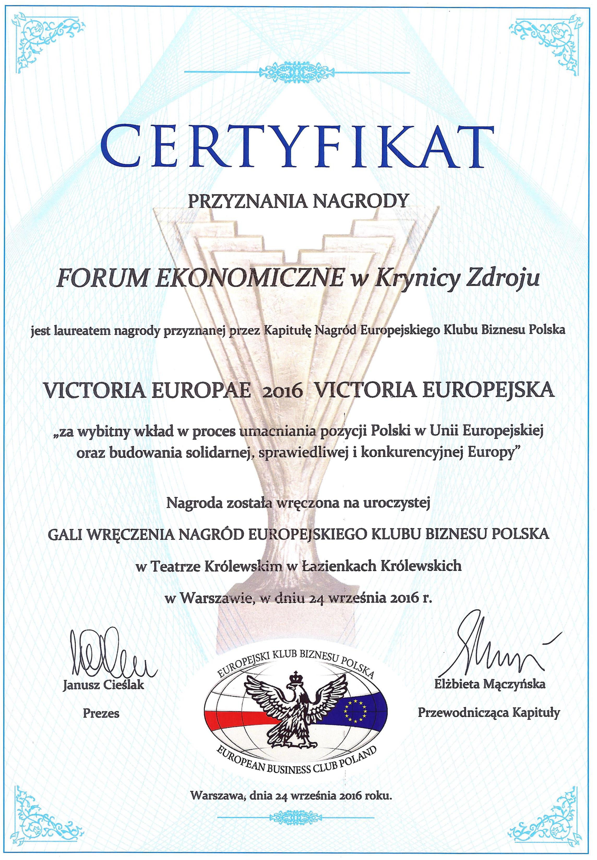 certyfikaty-forum