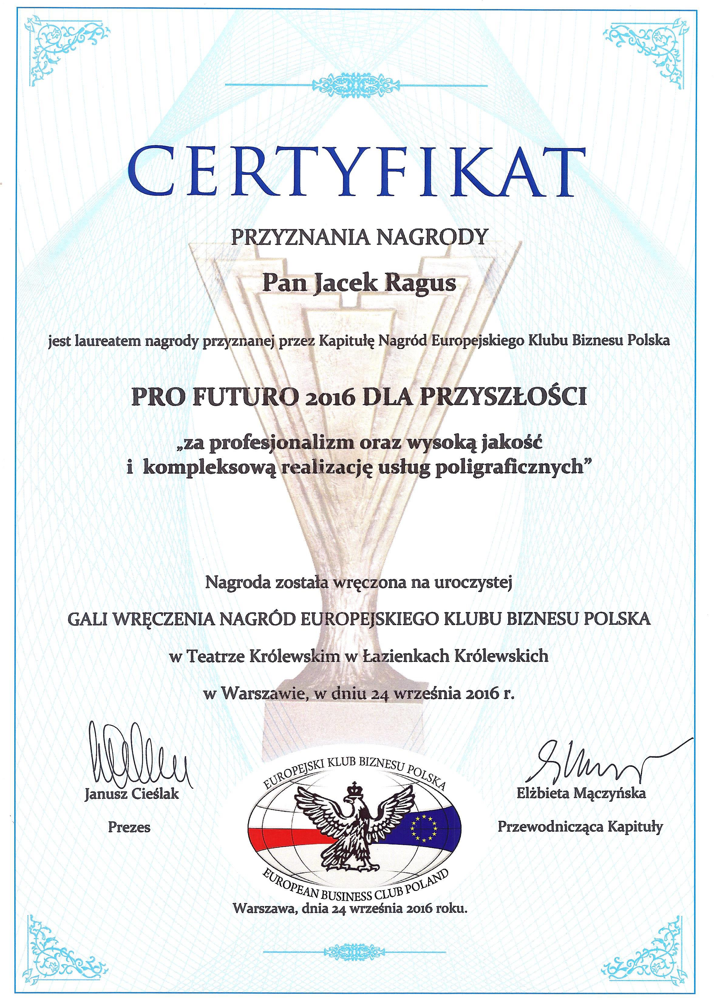 certyfikaty-ragus