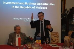Spotkanie z Ambasadorem Republiki Mołdawii