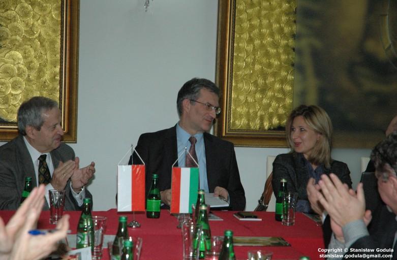 Spotkanie z Ambasadorem Węgier