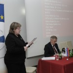 Radca - Minister Ambasady Pani Kataryna Gradič Režen