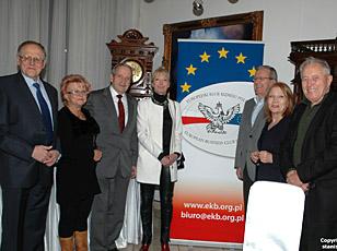Inauguracyjne posiedzenie Kapituły Nagród EKB Polska