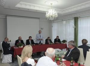 Spotkanie w Europejskim Klubie Biznesu Polska