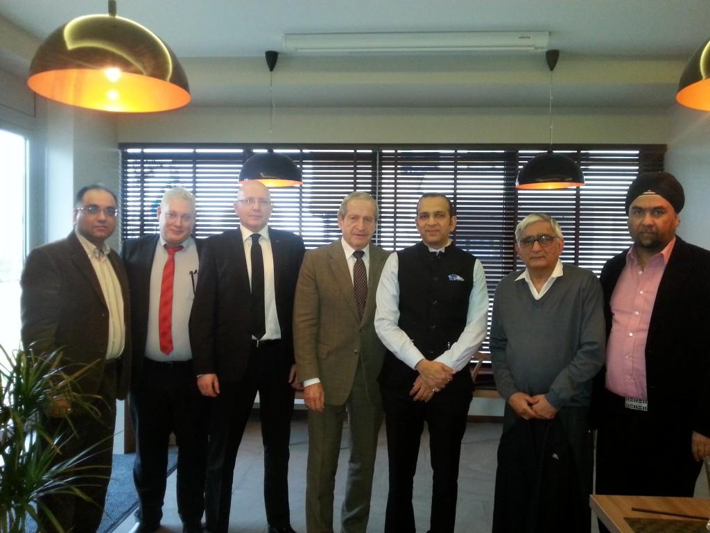 Spotkanie zAmbasadorem Indii3