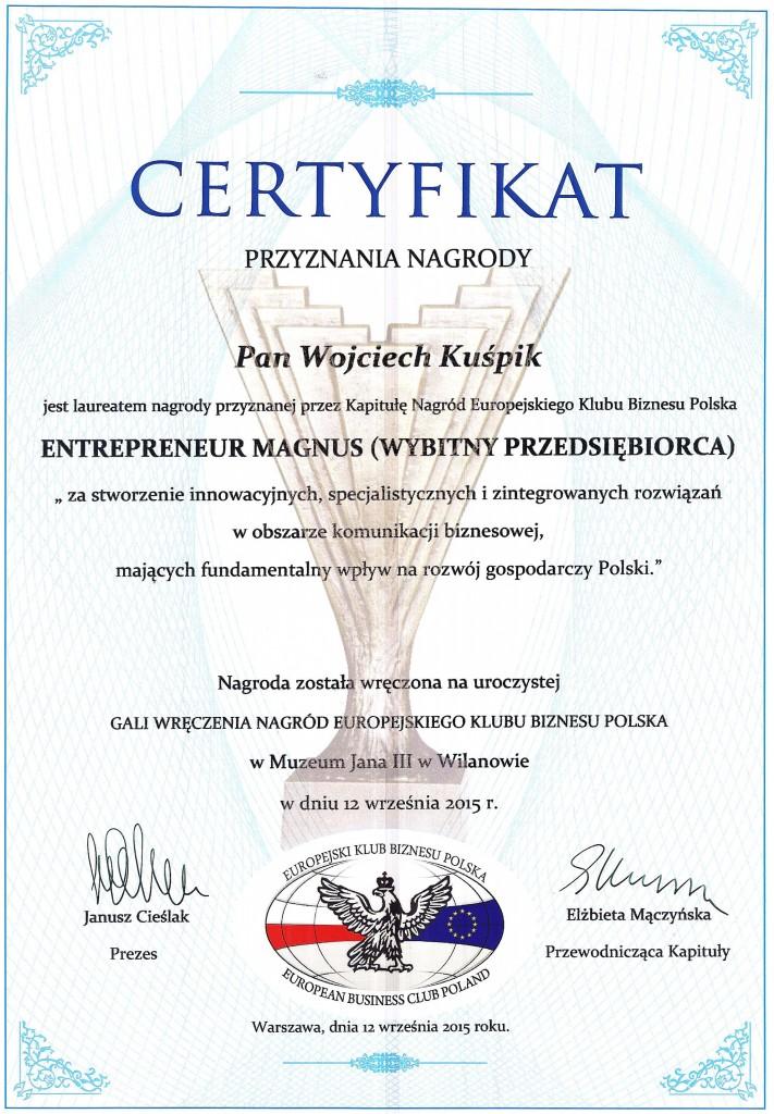 Certyfikaty Nagród EKB Polska 2015 005