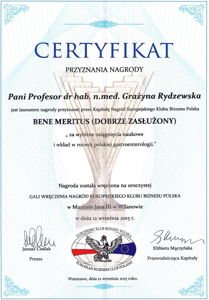 Certyfikaty Nagród EKB Polska 2015 008
