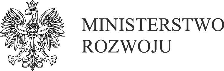 logo_pl Ministerstwo Rozwoju