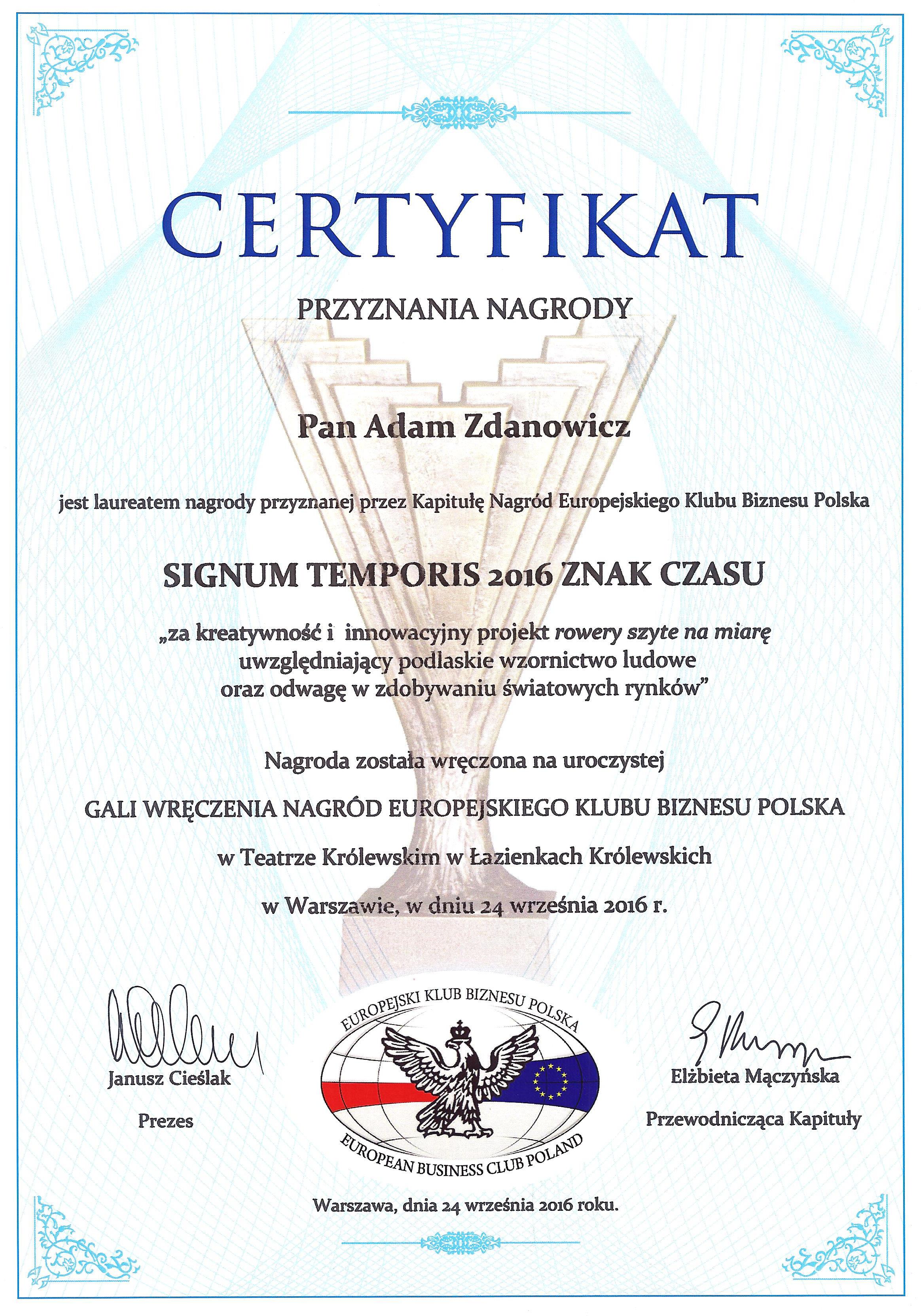 certyfikaty-zdanowicz