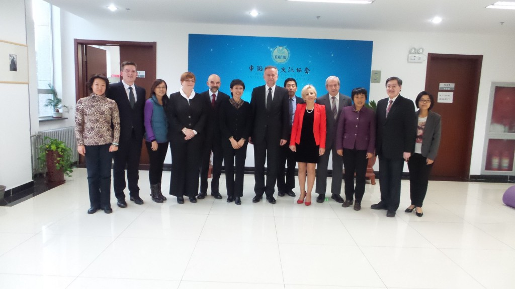 European Business Club Poland visits China.1